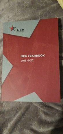 Neb yearbook 2016 - 17 książka po angielsku