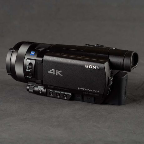 Видеокамера/фотокамера SONY Handycam FDR-AX100 Black (FDRAX100EB.CEE)