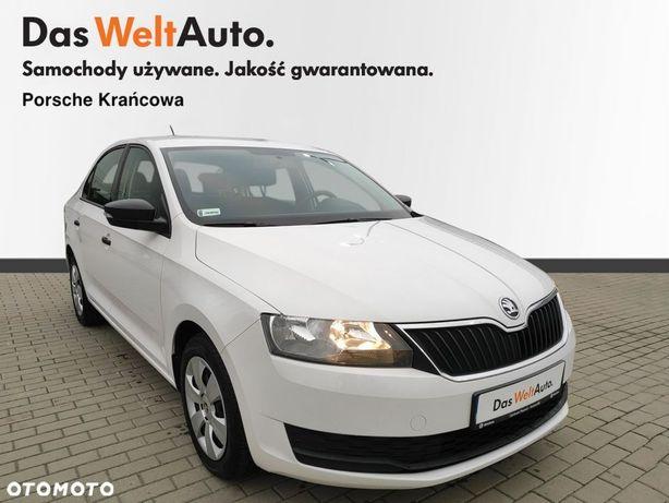 Škoda RAPID 1.0 95 KM Active Serwis ASO FV23%