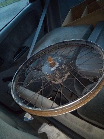 koło komar Zabytek PRL-u vintage przednie koło