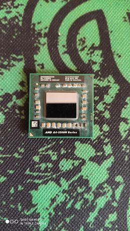 Процессор для ноутбука Amd A4-3300M series