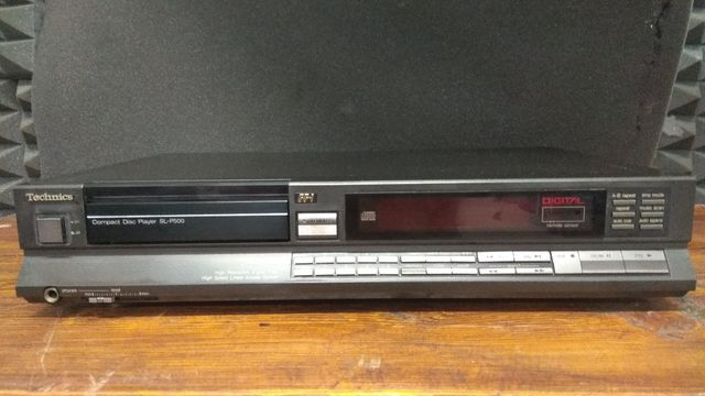 Technics CD SL-P 500