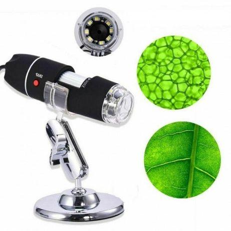 Цифровой Микроскоп подсветка MicroView х800 Для ботаники