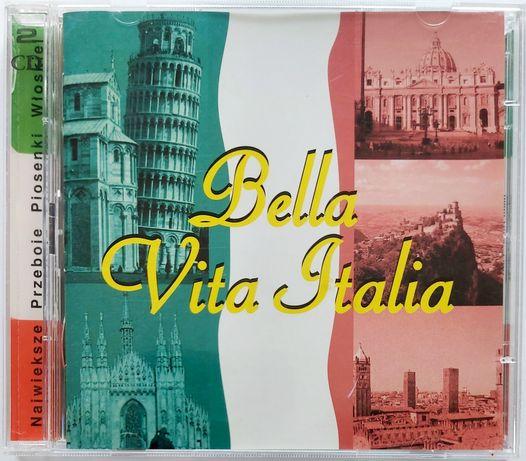 Bella Vita Italy Największe Przeboje Włoskie 2CD 2001r Drupi Al Bano