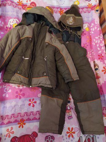Продам куртка/комбинезон/шапка