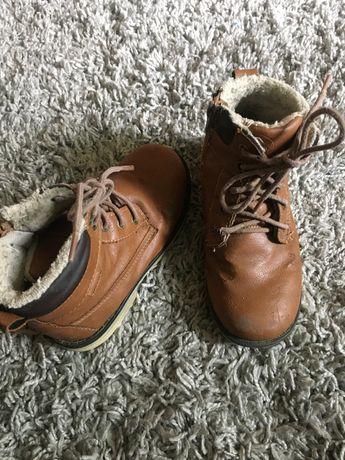Buty jesienno zimowe na podwórko