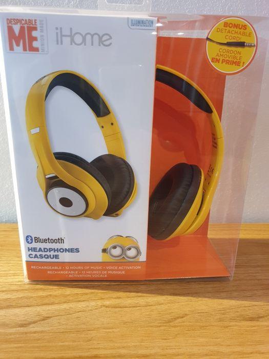 Słuchawki Bluetooth iHome Minion Black Week Chorzów - image 1