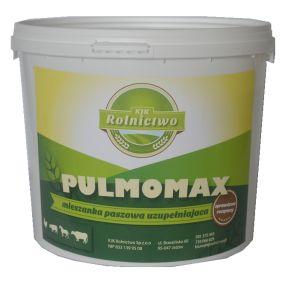 Pulmomax- przeciwkaszlowy preparat uzupełniający BEZ KARENCJI