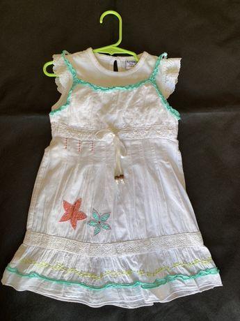 Vestido de menina, tamanho 36 meses