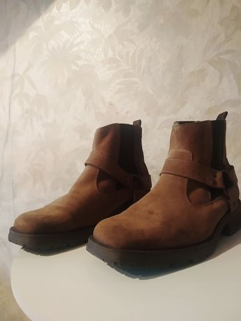 Ботинки сапоги челси Next