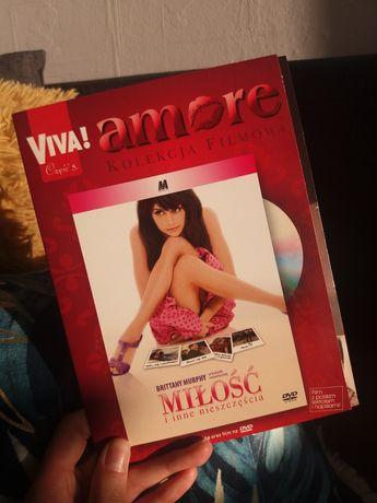Film na DVD Miłość i inne nieszczęścia