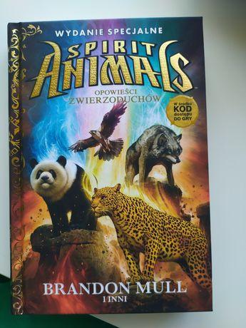 Spirit Animals Opowieści zwietzoduchòw