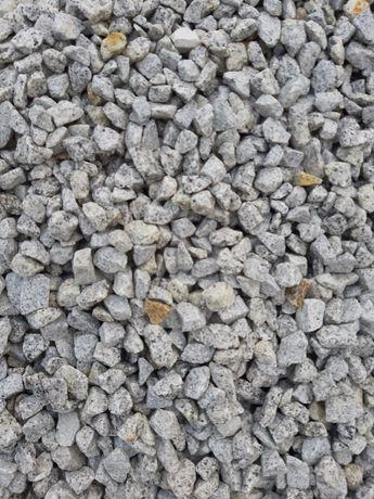 Grys granitowy 8-16 ; 16-22, kamień ogrodowy, ozdobny Skierniewice