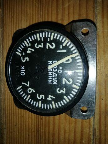 Авиационный термометр/градусник