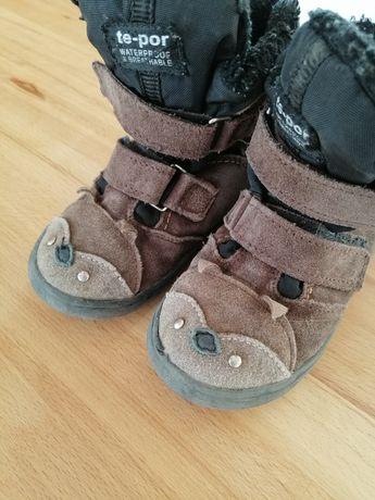 MRUGAŁA zimowe buty 26