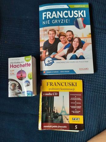 Zestaw do nauki francuskiego