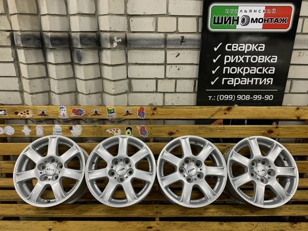 99 Литые диски 5/112 r15 RIAL VW SEAT SKODA SEAT