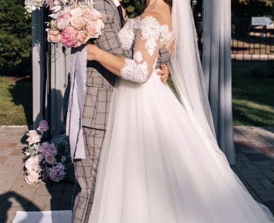 Свадебное платье ТМ Neonilla
