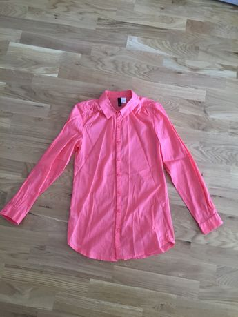 bluzka koszula tunikę h&m