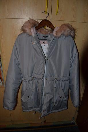 Куртка осенняя, ранняя зима