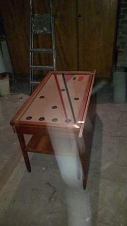 Ława stół bilardowy prl unikat antyk