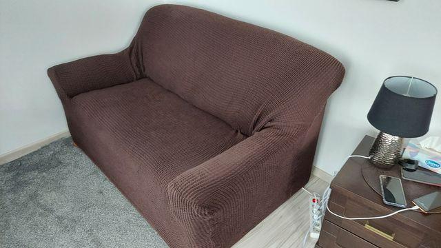 Sofa 2 osobowa rozkladana
