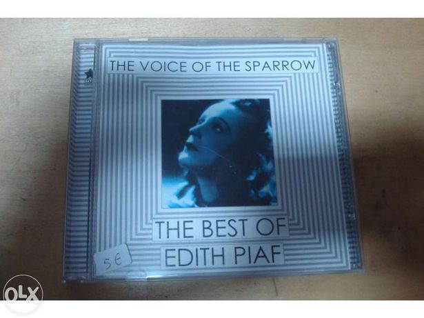 Cd the best of edith piaf