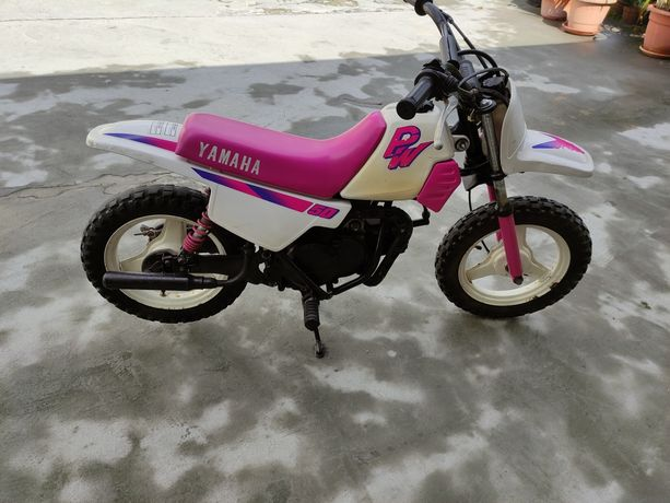 Vendo Yamaha pw 50