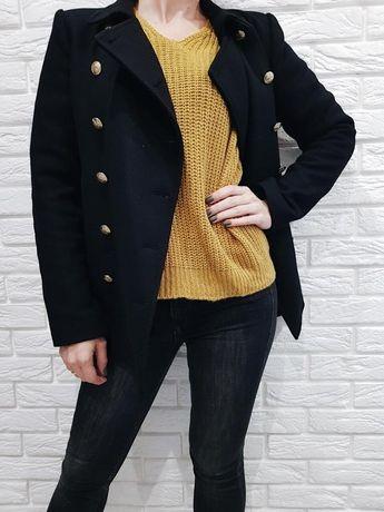 Zara пальто ostin Levi's 44 размер