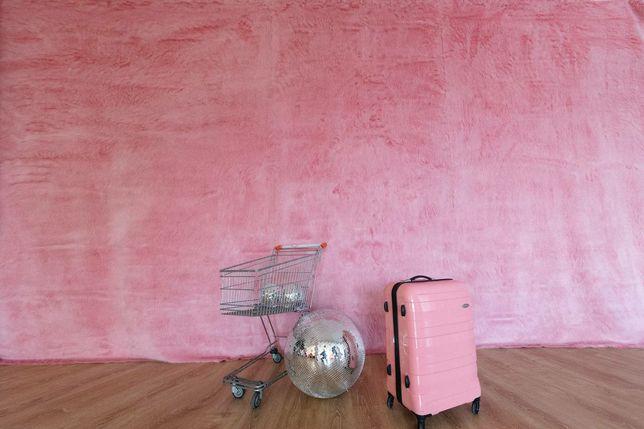 Продам мех искусственный, фон розовый, ткань фотофон, фотостудия