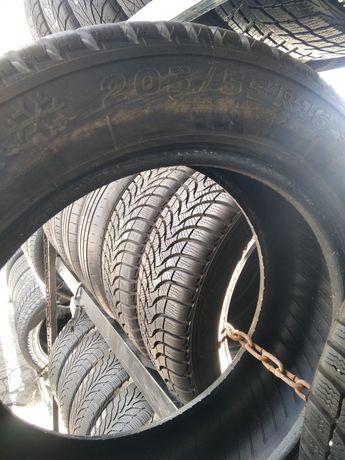 205/55r16 зимові шини