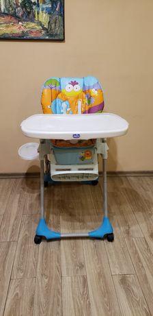 СРОЧНО ПРОДАМ стульчик для кормления Chicco Polly 2 в 1