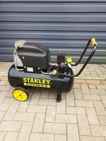 Kompresor 50 litrów olejowy Stanley fatmax 10 bar