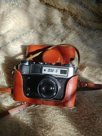 ФЭД 5 советский фотоаппарат пленка пленочный