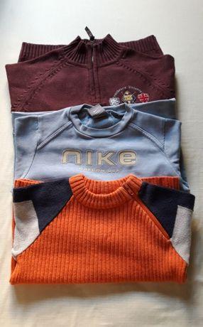 3 camisolas de menino