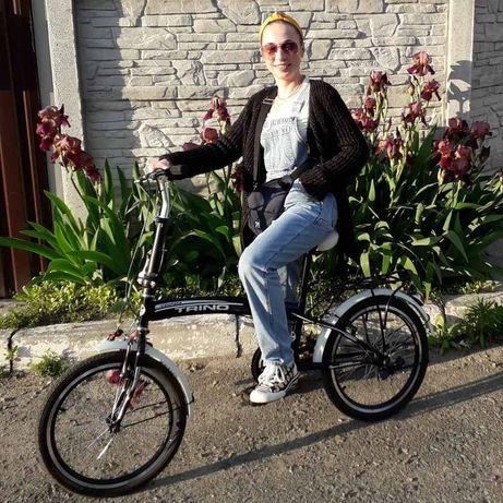 Велосипед Trino Powerlite CM112-1 (стальная рама)