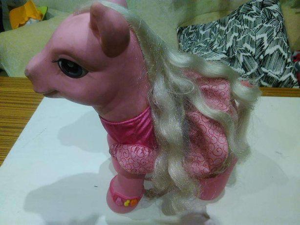 Interaktywny konik Ponny - zamiana