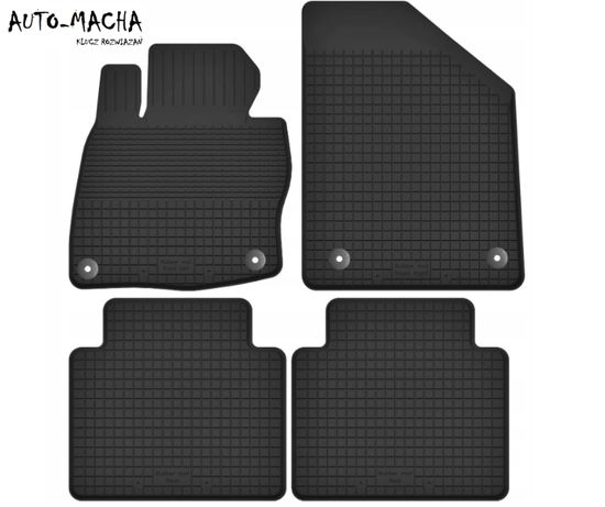 Honda Civic VIII IX UFO gumowe dywaniki KOMPLET+STOPERY