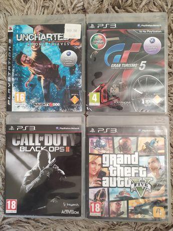 4 jogos PS3/Playstation 3