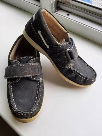 Детские туфли, мокасины