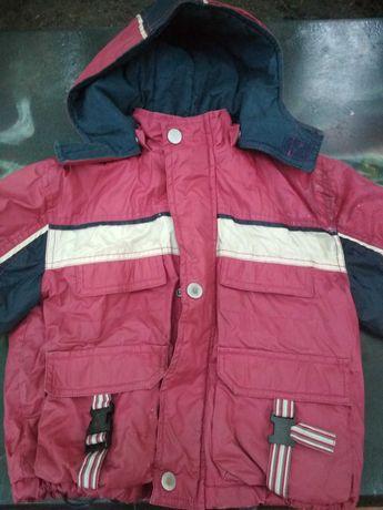 Куртка для мальчика 104р