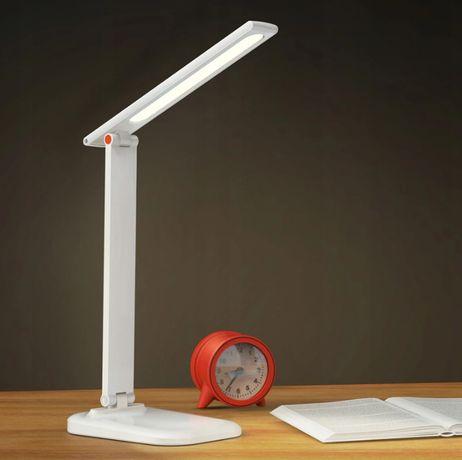 Lampka LED Biurkowa ściemnialna do manicure kosmetyczna 7W