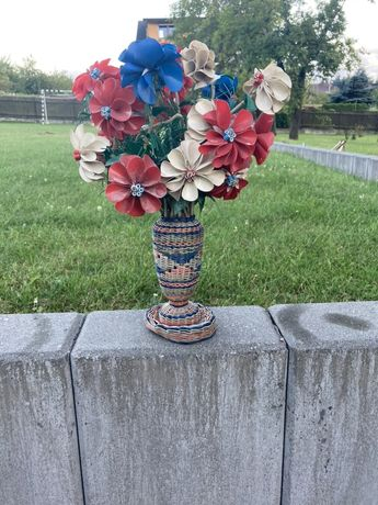 Kwiaty prl