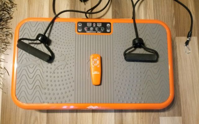 Platforma wibracyjna Vibroshaper
