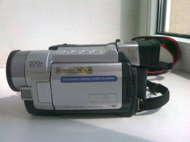 видеокамера JVC,цифровая