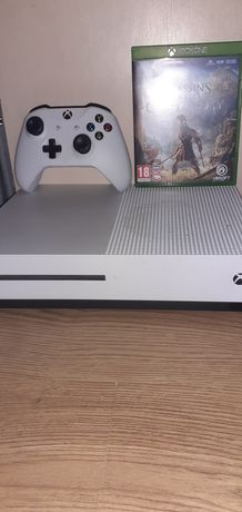 Xbox one s 1T+gra Assassins cred odyssey