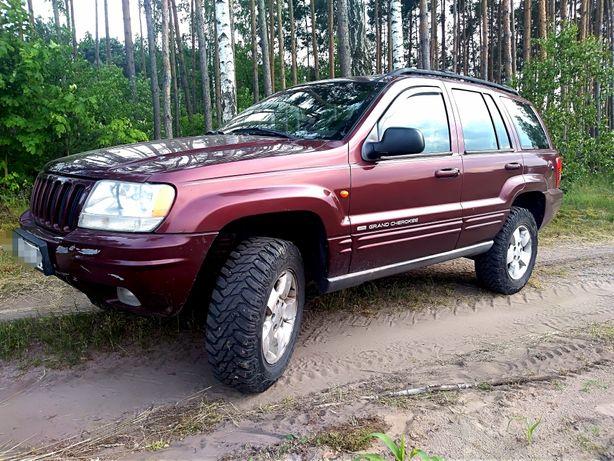 Grand Cherokee 3.1 1999