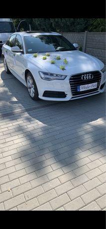 Przejazd do ślubu i inne okolicznosci Audi A6 C7