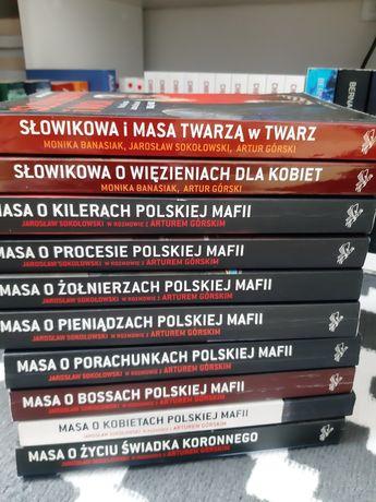 MASA- seria 10 książek! OKAZJA