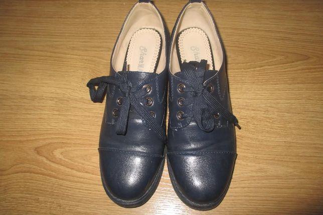 Туфлі для дівчинки 38 розміру